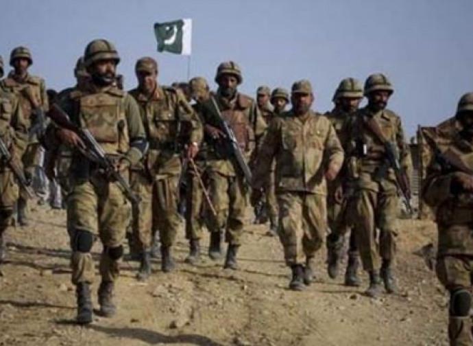 Esercito pakistano