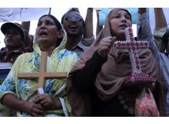 «Noi famiglie cristiane del Pakistan, schiavi nelle fornaci»