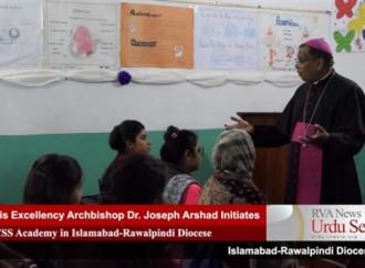 In Pakistan il primo corso diocesano di formazione per funzionari governativi cattolici