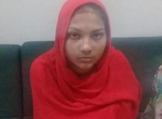 Un nuovo caso di giovane cristiana costretta a sposare un musulmano e convertirsi all'Islam