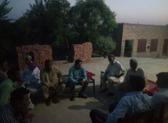 Nel Punjab pakistano 24 famiglie cristiane chiedono la restituzione delle loro terre