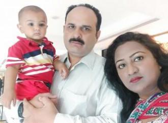 Musulmano il marito, cristiana la moglie, entrambi perseguitati