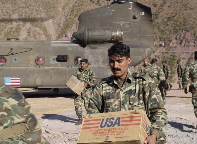 Pakistan, aiuti dall'America