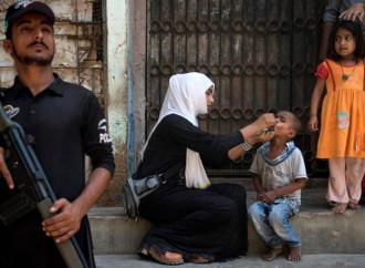 Avviata una nuova campagna anti-polio in Pakistan