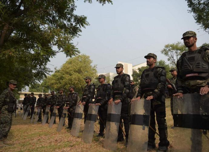 Pakistan, polizia a protezione della Corte Suprema