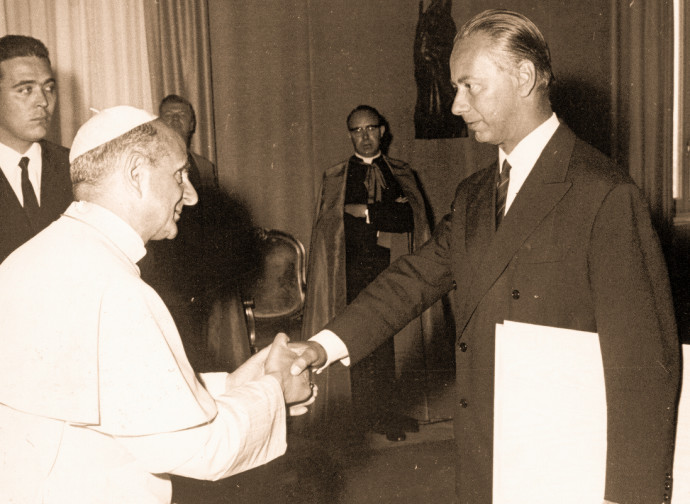 Paolo VI e Chailly