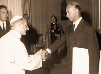 Luciano Chailly, il compositore di Paolo VI