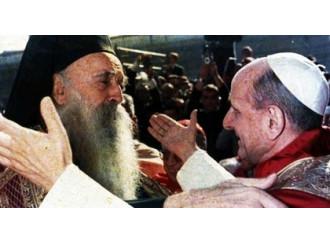 La preghiera di Francesco e Bartolomeo