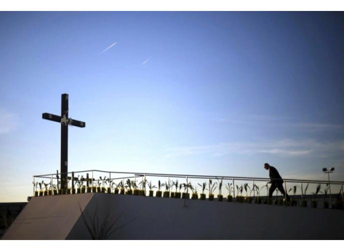 Il Papa a Ciudad Juarez, nella sua ultima tappa del viaggio in Messico