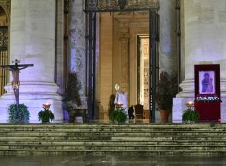 Due Cuori a cui consacrare la Chiesa, l'Italia e il mondo