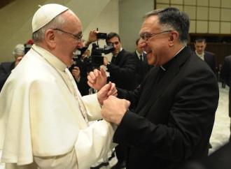 Il portavoce vaticano col vizio del copia & incolla