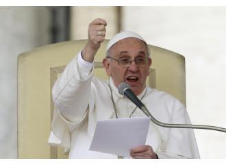Il Sinodo, i padrini divorziati, i figli gay: parla Francesco