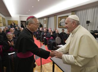 Il Papa in Giappone sulle orme di san Francesco Saverio