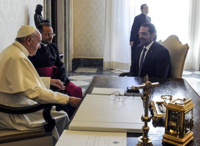 papa libano