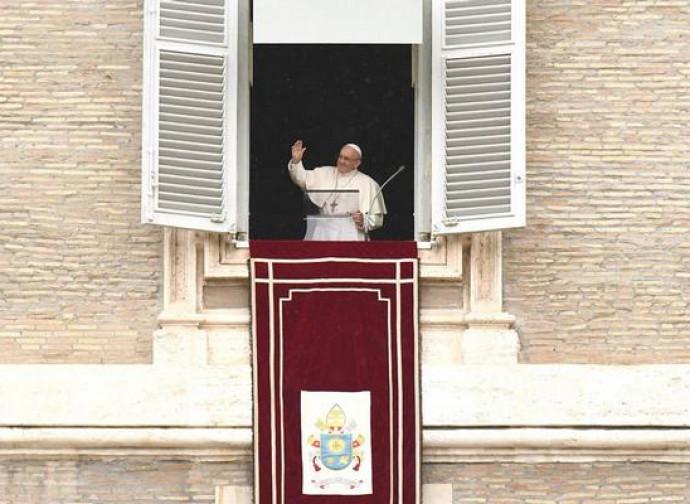 Il Papa al Regina Coeli