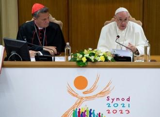 Parte il Sinodo, il Papa detta le condizioni