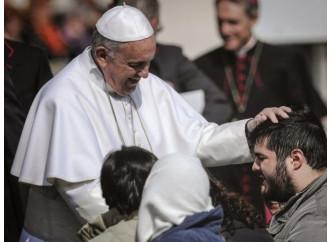 Francesco invia le famiglie missionarie: «Parto con voi»