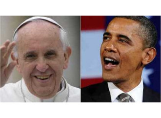 "Obama ""inchiodato"" da papa Francesco"