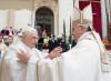 Benedetto XVI, Francesco e il giallo della lettera