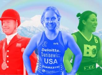 23 atleti LGBT alle Paralimpiadi