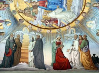 Sant'Agostino, la presenza assente nel viaggio di Dante
