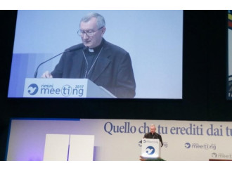 "Parolin: ""Chiesa, 