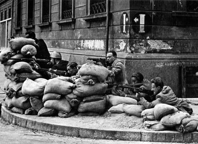 Partigiani a Milano