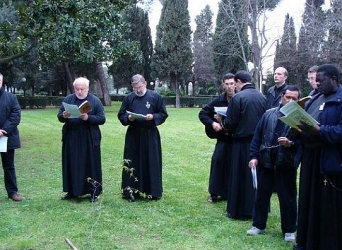 Passionisti in preghiera