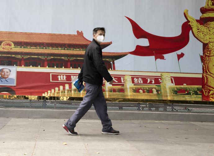 Pechino, piazza Tienanmen