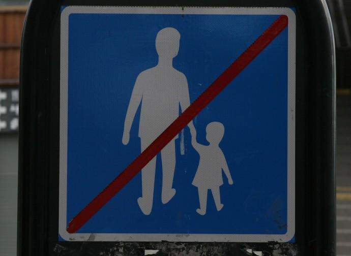 No pedofilia