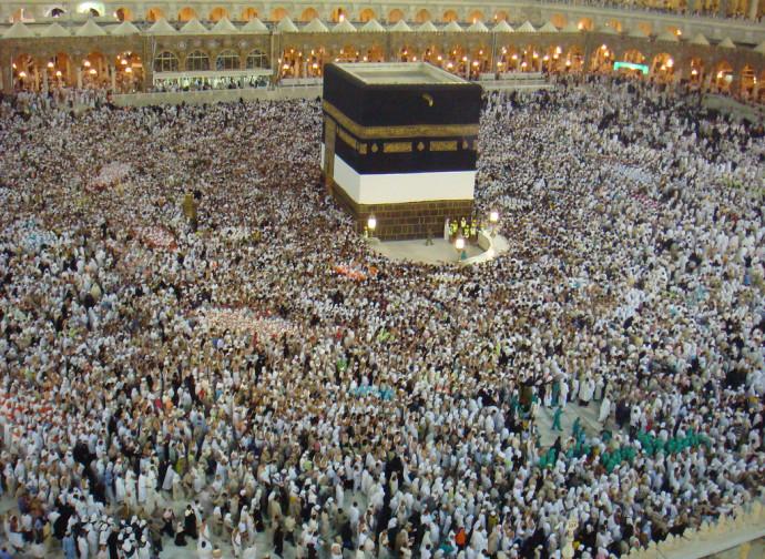 Pellegrini alla Mecca