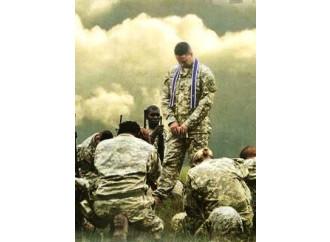La nuova guerra dell'esercito americano. Contro Dio