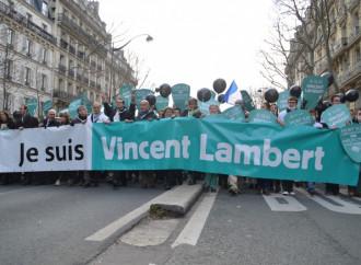 Vincent, appello al Papa: «Non permetta che faccia la fine di mia madre»
