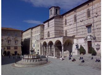 Perugia, ecco l'anello delle nozze di Maria  e Giuseppe