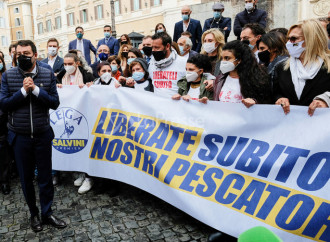 Pescatori prigionieri in Libia, l'Italia ci perde comunque