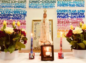 Maria, cento bimbi consacrati. La Vita nuova vince il Covid