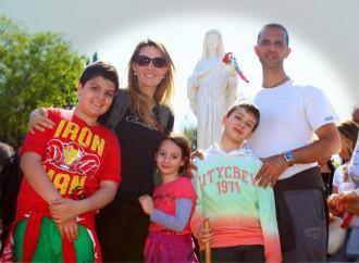 La leucemia, l'Angelo e la famiglia salvata da Maria