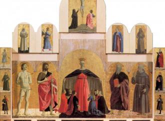Madonna della Misericordia, preghiera che si fa arte