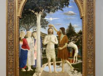 Battesimo di Gesù, una redenzione senza dubbi