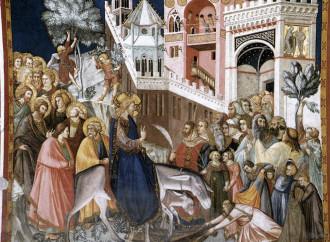Gesù, Gerusalemme giubila all'ingresso del Re