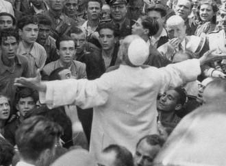 1943, quando Pio XII abbracciò Roma