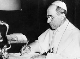 L'enciclica di Pio XII e il monito a chi combatte Dio