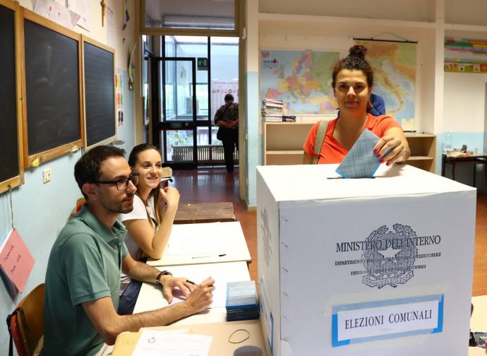 Elezioni comunali a Pisa