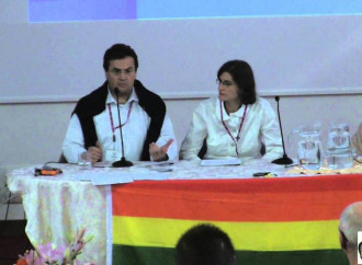 Anche l'Italia ha il suo padre Martin e il Pride cattogay