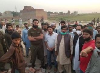Profanata una chiesa protestante in Pakistan