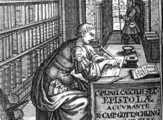 Plinio il Giovane e le lettere con Traiano sui cristiani