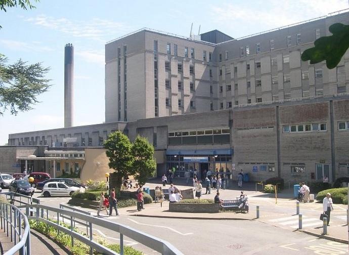 L'ospedale di Plymouth