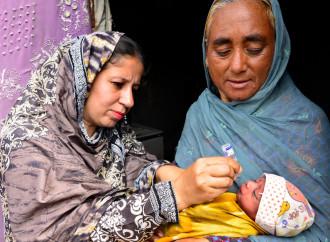 24 ottobre. Giornata mondiale della polio