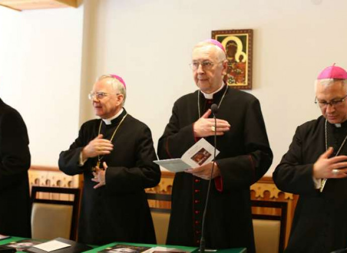 I vescovi polacchi