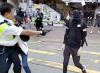 Hong Kong: scontro brutale, il popolo è contro la polizia